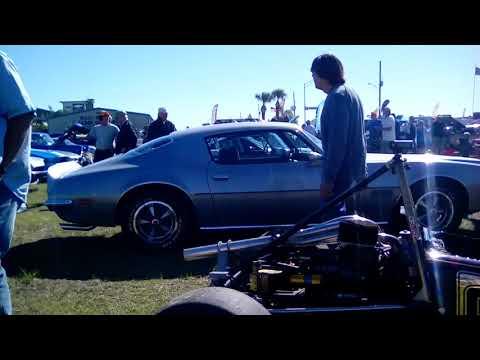 Lotus 61 at Hagrty/SVRA car show Sebring 3/2018