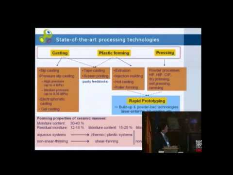 Module 3-Processing of Nanocomposites: Introduction to Processing of Ceramics