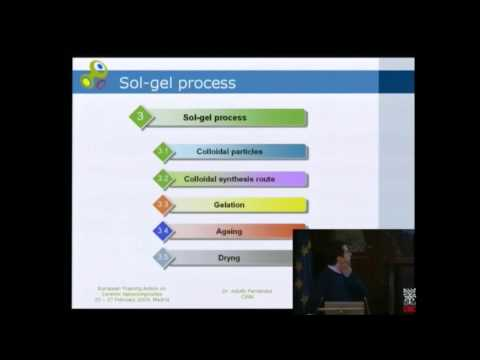 Module 2-Synthesis of Nanopowders: Synthesis of Nanocomposites by Sol Gel Route