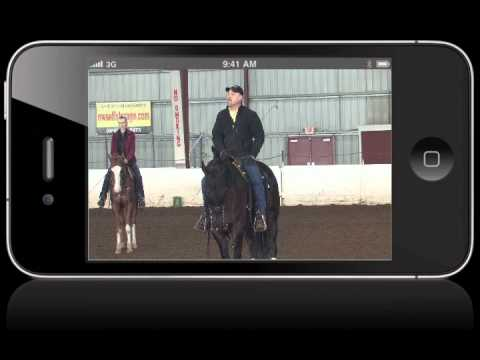 Cues and Aids for Western Dressage