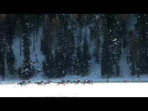 "Horse Racing on ""White Turf"""