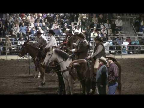 Extreme Cowboy Race with Tiffany Washington