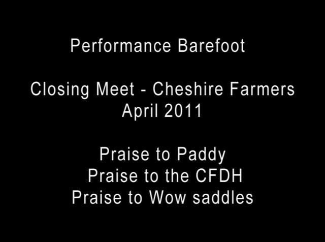 Performance Barefoot CFDH Closing Meet April 2011