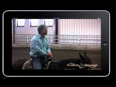 Canter Footfall, how do you know when to ask for the lead?
