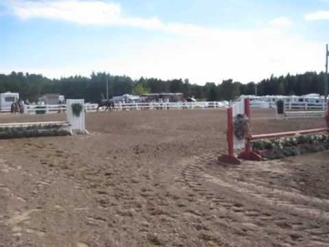 Kayla & Lexi - Short Stirrup Division @ Trillium Championships Sept 2011