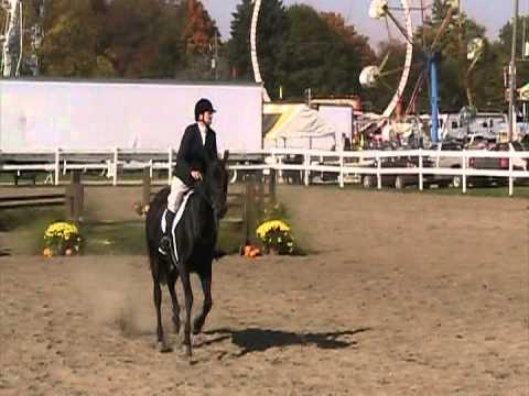 First Round at 2011 Burford Fair