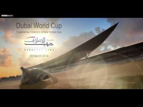 Horses Unite the World - Dubai World Cup 2014