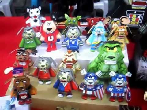 TOYCON 2012 by StreetDog Evolution