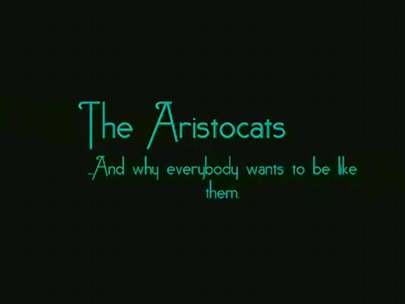 The Aristocats - Everybody Wants to be a Cat