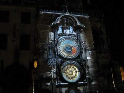 Prague Astronomical Clock - 600th Anniversary Show