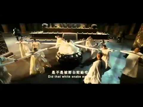 The Sorcerer and the White Snake - Official Movie Trailer