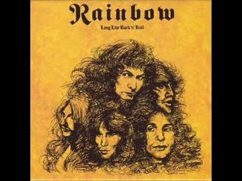 Rainbow - Rainbow Eyes (RIP Dio, Epic Song, Ballad, Long Live Rock'n'Roll)