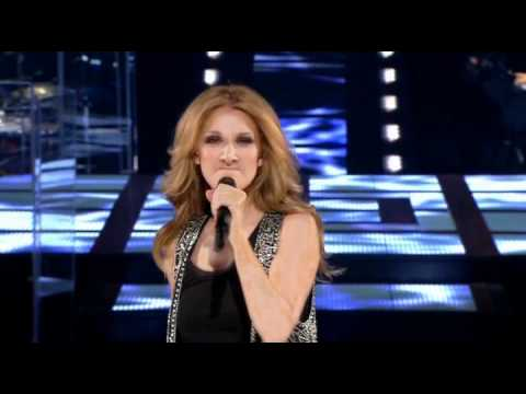 celine dion the show must go on live
