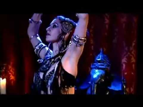 YouTube   Rachel Brice   Gothic Tribal Fusion