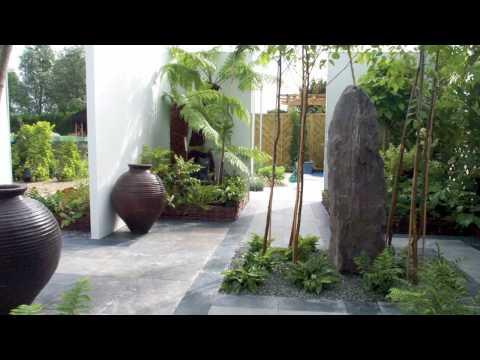 Contemporary Garden Ideas Pictures Gallery