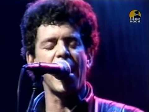 Lou Reed - ( Walk on the wild side) - Good bye, Lou Reed