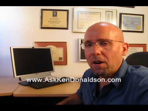 Ask Ken Donaldson