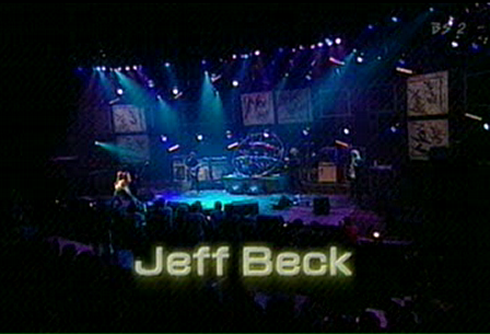Jeff Beck - Montreux Jazz Festival 2001 - Brush With The Blues
