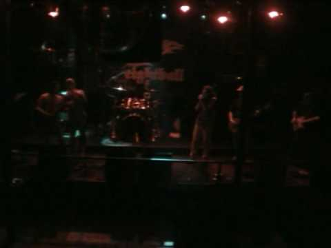 The Tubescreamers band -3 nights -8ball.wmv
