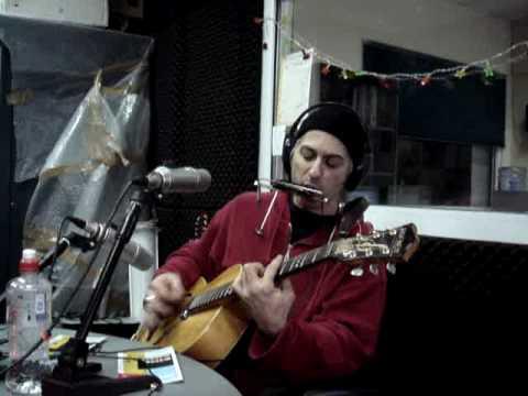 BORIS VOUTSINOS @ UPFM STUDIO, PATRA 21-1-10