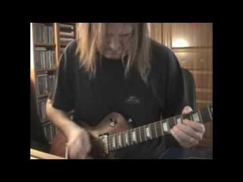 Gibson les paul blues 2