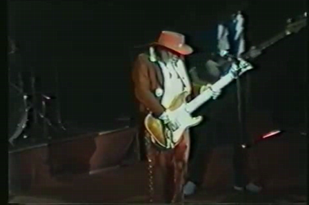 Stevie Ray Vaughan live Sydney Australia 84 Done Lost Your Good Thing Now