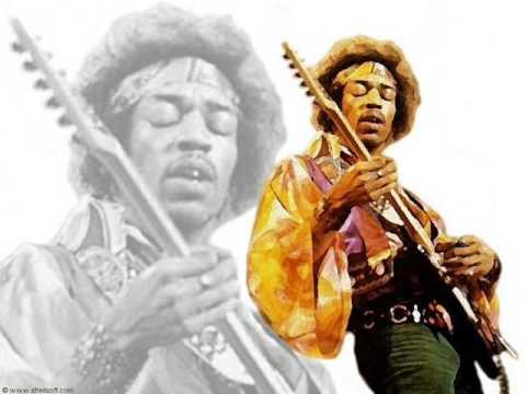 Lonnie Youngblood & Jimi Hendrix - She's a Fox