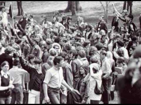 OHIO CSNY ( got audio back) - Kent State Massacre Montage