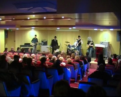 Nick Tsiamtsikas & Blues Report live in Peristeri