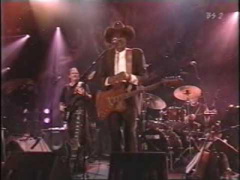 "Clarence ""Gatemouth"" Brown - Caldonia Live 2000"