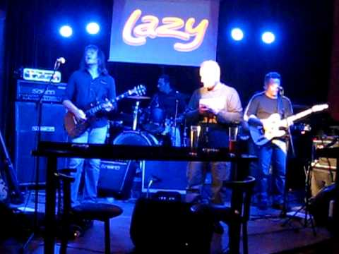 I Loved Another Woman -Live Daddy's Work Blues Band at Lazy.avi