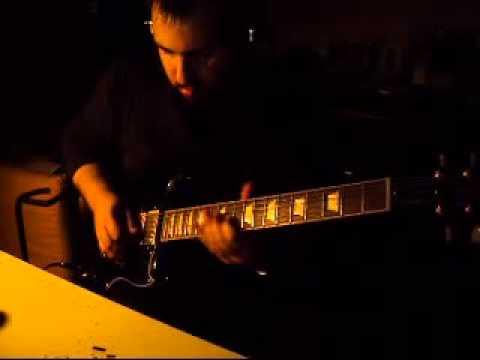 gibson sg3 impro bluesy