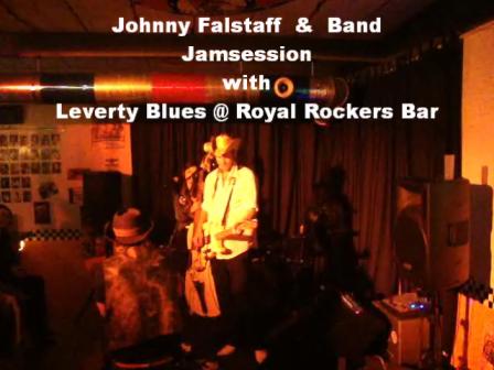 Jam with Johnny Falstaff & Band @ Royal Rockers Bar