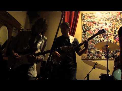 The Boogie Sinners - Strange things happen (live at Aisopou Mythos 15-4-11