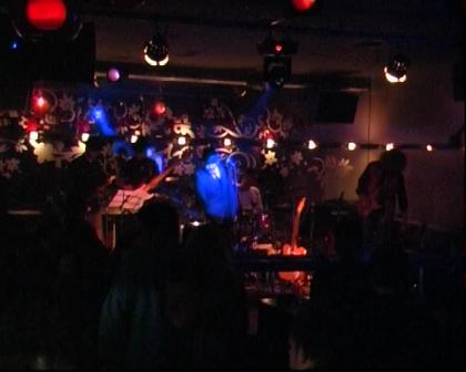 Nick Tsiamtsikas &  Blues Report live on Trevo Club