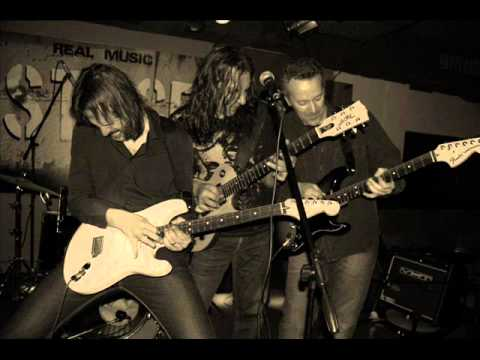 Daddy's Work Blues Band  Live @ StathisMusic HouseStudio - Thrill is Gone.wmv