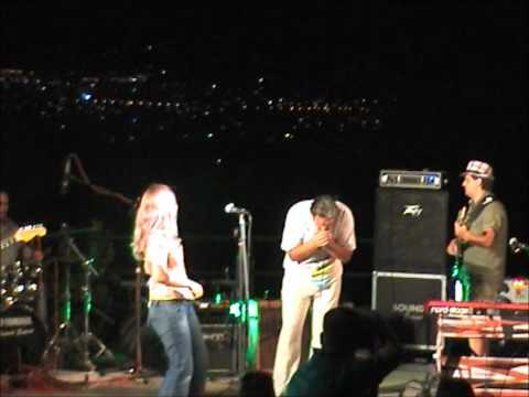 The Boogie Sinners - I always get my man live at The Crescent Blues Festival 2012