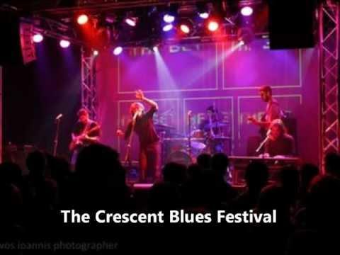 """The Crescent Blues Festival.mp4  """"Anoixto Theatro Alsos Veikou"""""""