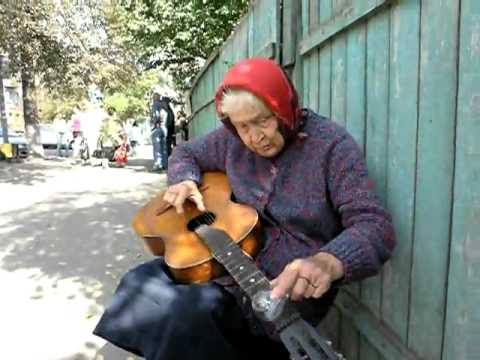 Blues Around the World: Babushka Blues