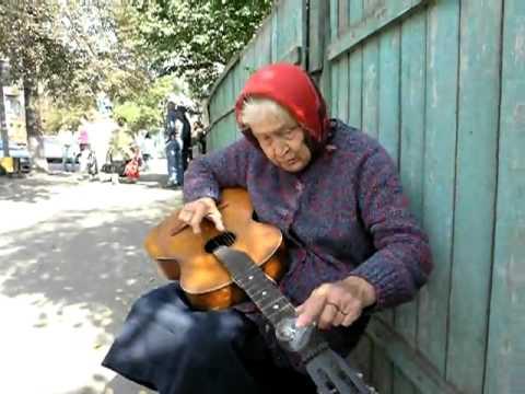 Blues Around the World: Babushka Blues