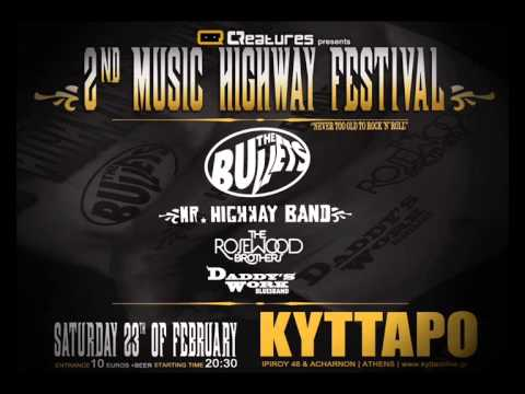 2nd MUSIC HIGHWAY FESTIVAL @ KYTTARO Live Club (spot)
