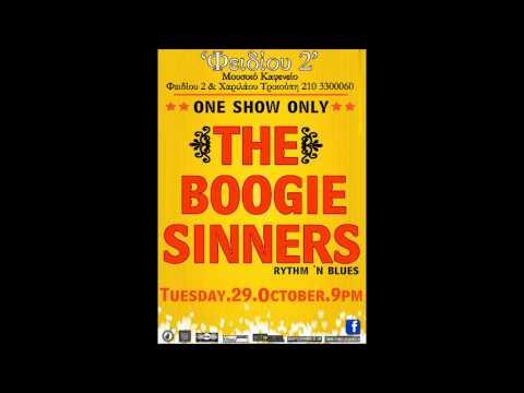 The Boogie Sinners - Hoochie Coochie Man/Matchbox Blues (Φειδίου 2 Μουσικο Καφενείο)