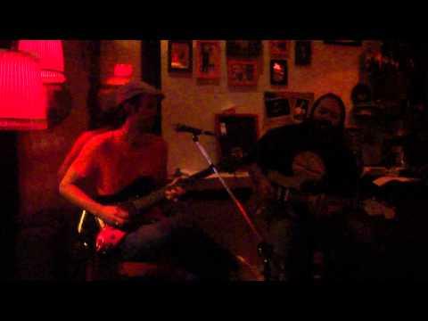 Gregg Giarelis & Theodore Alexiou - Matchbox blues live at the Verve Music Cafe