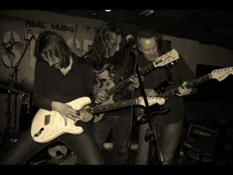Daddy's Work Blues Band  -Thrill is Gone.wmv