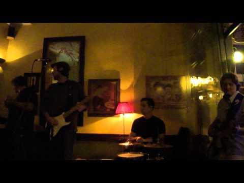 The Boogie Sinners στη ''Φειδίου 2'' Μουσικό Καφενείο