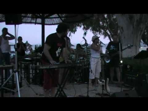 Daddy's Work Blues Band  &  Vicky B  Plastic People   - DR. FEELGOOD -- COVER    mp4
