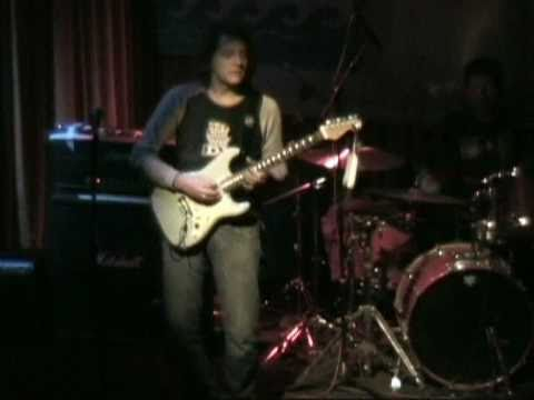 NICK AND THE BACKBONE LIVE - TESTIFY