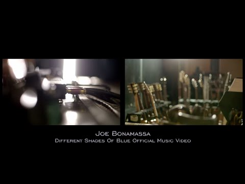 Joe Bonamassa - Different Shades Of Blue - Official Video