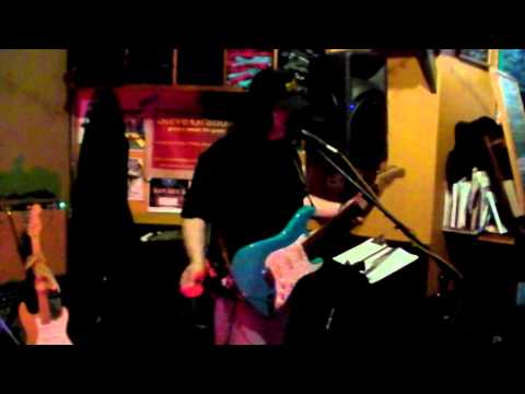 Steve Grandinetti Band --Little Red Rooster- In My Time Of Dying 1-5-13.MP4