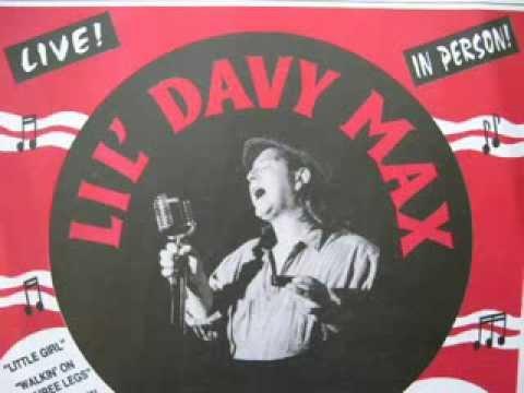I Ain't Goin' No Where   Lil' Davy Max.wmv
